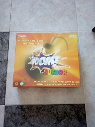 juego de boom junior