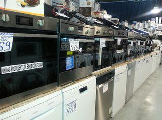 Electrodomésticos Nuevos Outlet con garantía