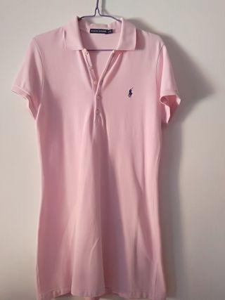 vestido polo Ralph Lauren talla L/G