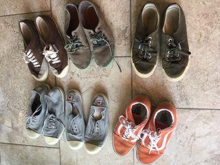 Zapatillas Vans de segunda mano en Majadahonda en WALLAPOP