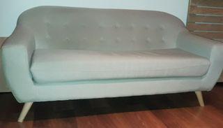 Sofa estilo escandinavo