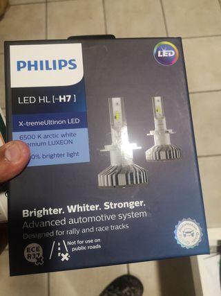 kit de led Philips h7