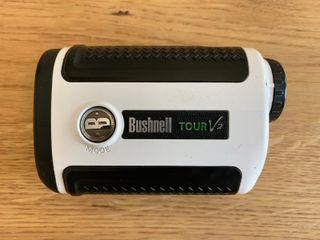Bushnell Tour V2 - Medidor láser telémetro