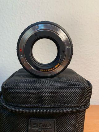 Sigma 50mm 1.4 EX DG