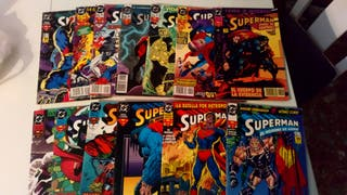 cómics superman