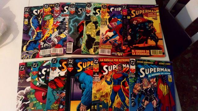 cómics superman