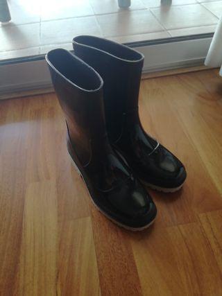 botas de lluvia Bimba y Lola