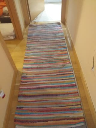 alfombra zara 2.10x69