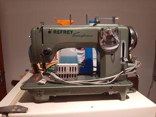 máquina coser REFREY TRANSFORMER 427