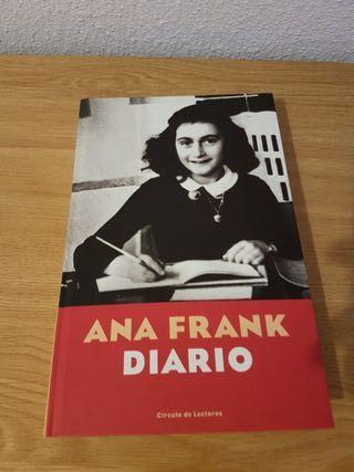 del diario de Ana Frank