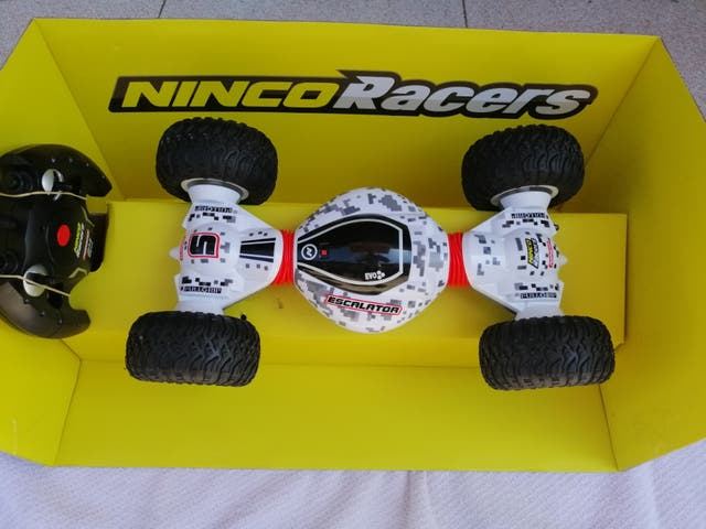 Coche Scalator Ninco