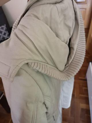 Abrigo largo de invierno