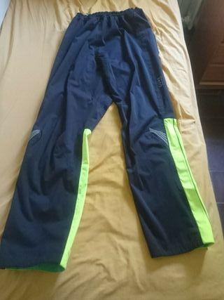 Pantalones de gore-tex Gore bike talla xxl