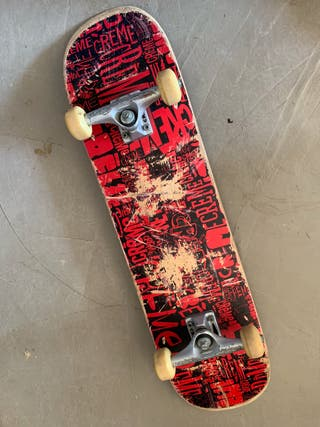Skate marca Creme