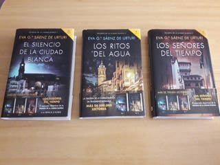 Trilogia: El silencio de la ciudad blanca.