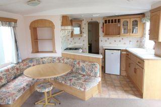 Espectacular mobil home 11x4 m 3 dormitorios