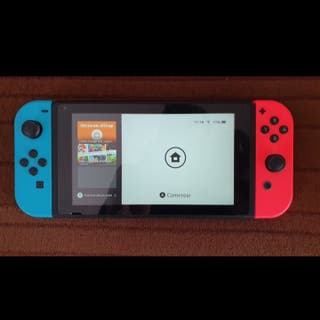 PACK NINTENDO SWITCH + JUEGOS + EXTRAS