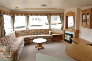 Casa de campo tipo mobile home 3 dormitorios