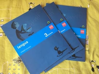 Libro lengua 3 primaria sm