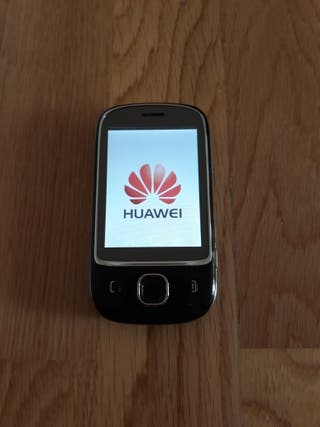 Teléfono móvil Huawei U7510-S táctil negro