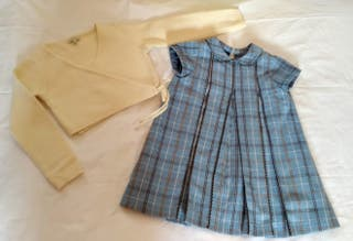 Lote ropa invierno niña, 13 piezas,talla 5 años