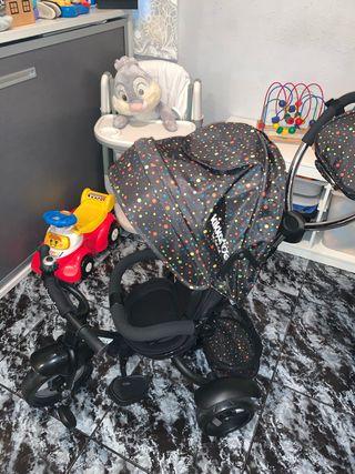 Bicicleta triciclo 3 en 1 bebe