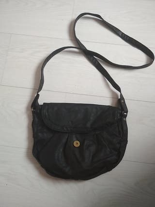 bolso negro Blanco accesories