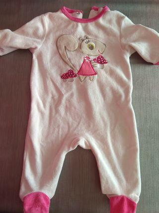 lote ropa de bebé