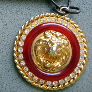 leon lion versace 6-7 cm