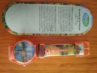 Reloj cuadro de El Bosco el jardín de las delicias
