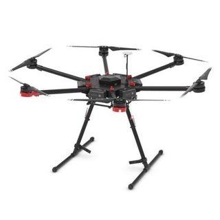 Curso práctico de dron hasta 25kg