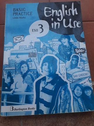 libro de ingles Basic Practice English in USE