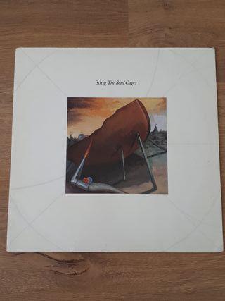 Disco vinilo Sting The Soul Cages