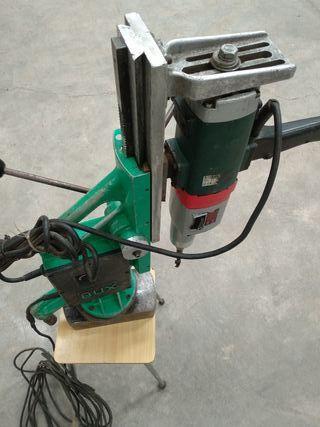 Taladro Industrial con electroimán
