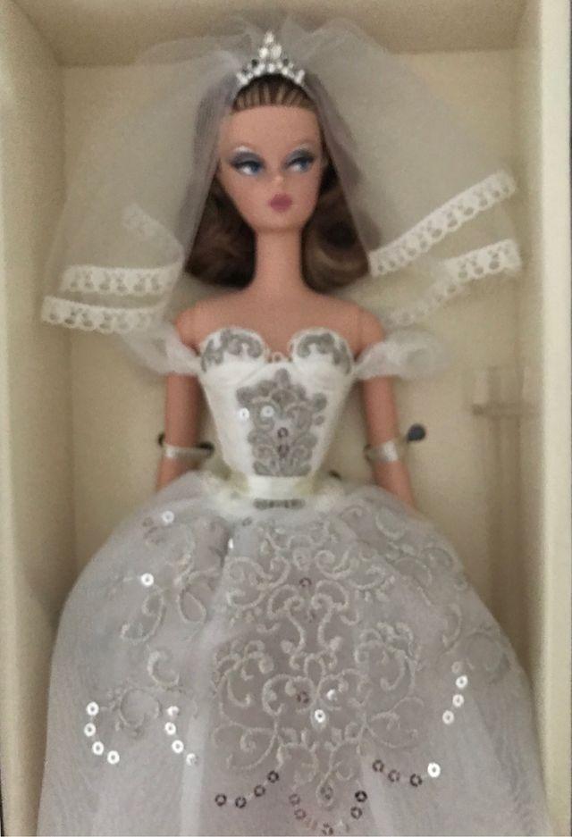 Barbie silkestone
