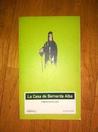 """LIB003 """"La Casa de Bernarda Alba"""" F. García Lorca"""