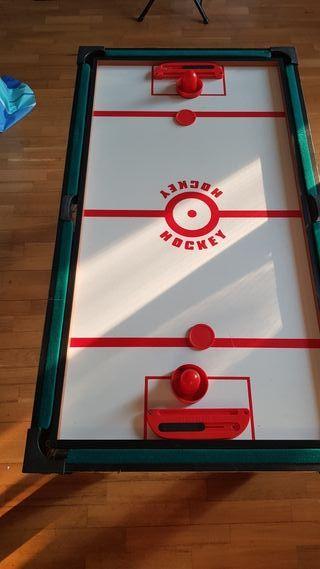 futbolín multideportes ( billar, ping pong...)
