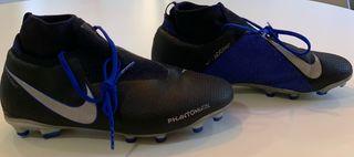 Botas de fútbol Nike Phantom Talla 38,5 Gama alta