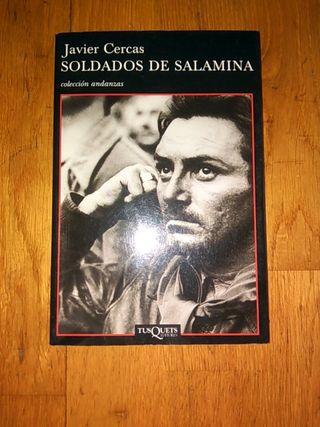 """LIB001 """"Soldados de Salamina"""" Javier Cercas"""