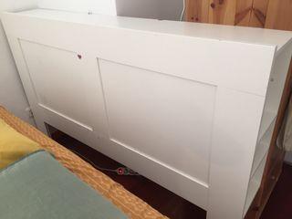 Cabecero cama Ikea BRIMNES