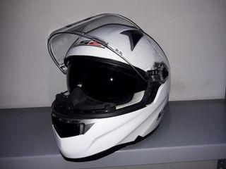 Casco moto integral ls2 ff396 ft2 talla xs.