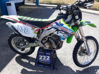 Vendo Kawasaki klx 450