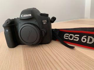 CANON 6D + OBJETIVO EF 24-105 L f./4 IS USM