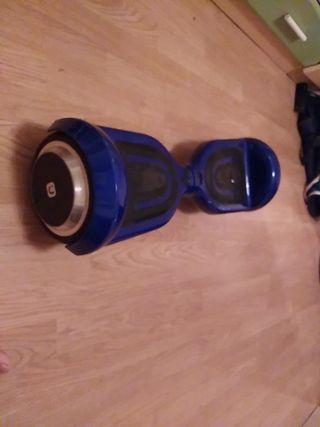 Hoverboard INNJOO azul.