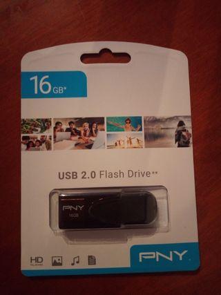 USB 16 gigas