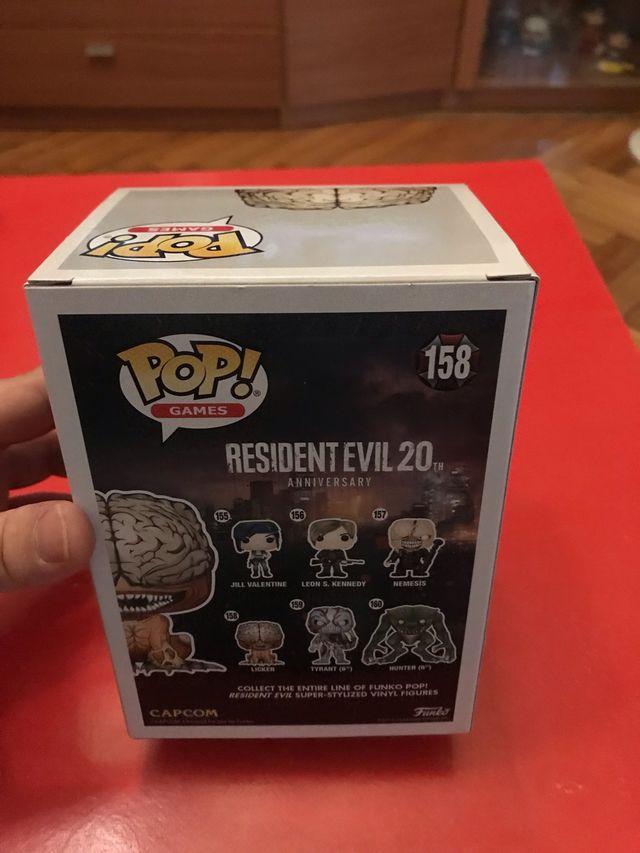 Figura POP Residen Evil