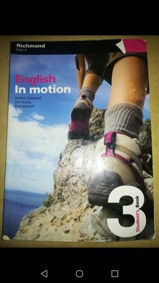 English In motion 3° ESO ISBN 9788466809368