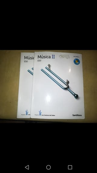 Música II- 3° ESO ISBN 9788429471465