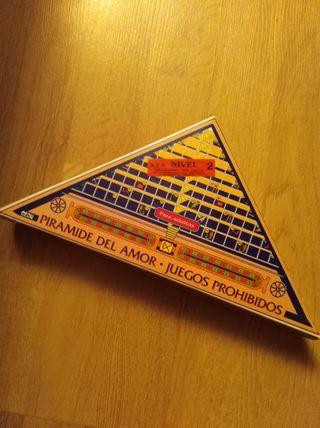 juego de mesa adultos pirámide del amor. juegos