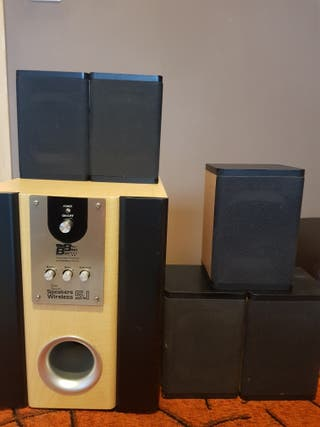 home cinema sonido best buy 5.1